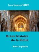 Cover-Bild zu eBook Brève histoire de la Sicile