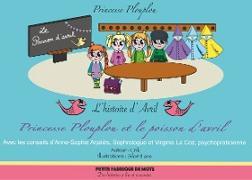 Cover-Bild zu eBook Princesse Plouplou et le poisson d'avril