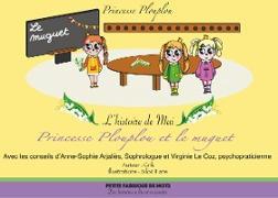 Cover-Bild zu eBook Princesse Plouplou et le muguet