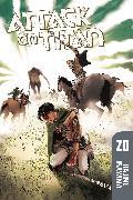 Cover-Bild zu Isayama, Hajime: Attack on Titan 20
