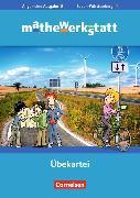 Cover-Bild zu mathewerkstatt 8. Allgemeine Ausgabe. Übekartei von Barzel, Bärbel