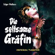 Cover-Bild zu Edgar Wallace - Die seltsame Gräfin (Audio Download) von Wallace, Edgar