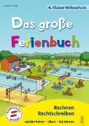 Cover-Bild zu Das große Ferienbuch - 4. Klasse Volksschule von Jarausch, Susanna