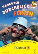 Cover-Bild zu Ich hab den Durchblick in den Ferien 4 - Deutsch von Jarausch, Susanna