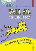 Cover-Bild zu Voll fit in Englisch + CD von Jarausch, Susanna