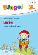 Cover-Bild zu Bingo! Lesen 3 von Jarausch, Susanna
