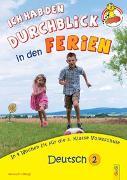 Cover-Bild zu Ich hab den Durchblick in den Ferien 2 - Deutsch von Jarausch, Susanna