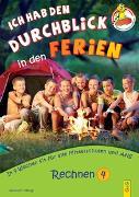 Cover-Bild zu Ich hab den Durchblick in den Ferien 4 - Rechnen von Jarausch, Susanna