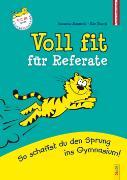 Cover-Bild zu Voll fit für Referate von Jarausch, Susanna