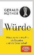 Cover-Bild zu Hüther, Gerald: Würde