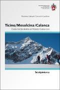 Cover-Bild zu Ticino/Mesolcina/Calanca von Gabuzzi, Massimo