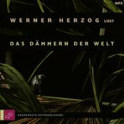Cover-Bild zu Das Dämmern der Welt von Herzog, Werner