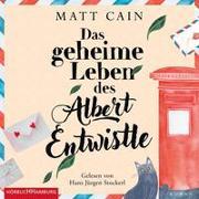 Cover-Bild zu Das geheime Leben des Albert Entwistle von Cain, Matt
