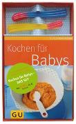 Cover-Bild zu Kochen für Babys - das Set von Cramm, Dagmar von