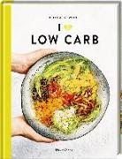 Cover-Bild zu I Love Low Carb von Snowdon, Bettina