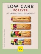 Cover-Bild zu Low Carb forever (eBook) von Kittler, Martina