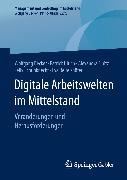 Cover-Bild zu Becker, Wolfgang: Digitale Arbeitswelten im Mittelstand (eBook)