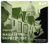 Cover-Bild zu Simenon, Georges: Maigret und das Gespenst