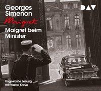 Cover-Bild zu Simenon, Georges: Maigret beim Minister