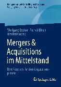 Cover-Bild zu Becker, Wolfgang: Mergers & Acquisitions im Mittelstand (eBook)