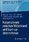 Cover-Bild zu Becker, Wolfgang: Kooperationen zwischen Mittelstand und Start-up-Unternehmen (eBook)