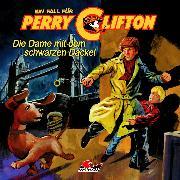 Cover-Bild zu Ecke, Wolfgang: Perry Clifton, Die Dame mit dem schwarzen Dackel (Audio Download)