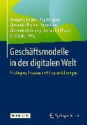 Cover-Bild zu Becker, Wolfgang (Hrsg.): Geschäftsmodelle in der digitalen Welt (eBook)