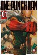 Cover-Bild zu Murata, Yusuke: ONE-PUNCH MAN 01