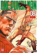 Cover-Bild zu Murata, Yusuke: ONE-PUNCH MAN 08