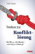 Cover-Bild zu Rolf Schulz: Toolbox zur Konfliktlösung von Schulz, Rolf