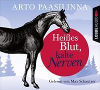 Cover-Bild zu Heißes Blut, kalte Nerven von Paasilinna, Arto