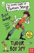 Cover-Bild zu Ardagh, Philip: The Secret Diary of Thomas Snoop, Tudor Boy Spy (eBook)