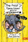 Cover-Bild zu Scheffler, Axel: Familie Grunz gerät ins Schwimmen (eBook)