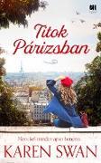 Cover-Bild zu Titok Párizsban (eBook) von Swan, Karen