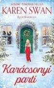 Cover-Bild zu Karácsonyi parti (eBook) von Swan, Karen