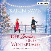 Cover-Bild zu Der Zauber eines Wintertages (Audio Download) von Swan, Karen