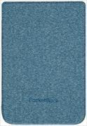 Cover-Bild zu Cover Pocketbook Touch Lux 4+5/Touch HD 3 Shell blau