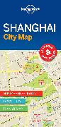 Cover-Bild zu Lonely Planet Shanghai City Map. 1:13'100 von Lonely Planet