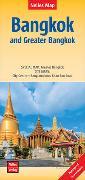 Cover-Bild zu Nelles Map Landkarte Bangkok and Greater Bangkok. 1:15'000 von Nelles Verlag (Hrsg.)