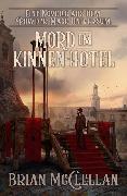 Cover-Bild zu Eine Novelle aus dem Powder-Mage-Universum: Mord im Kinnen-Hotel (eBook) von McClellan, Brian