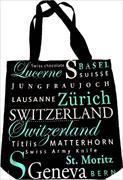 Cover-Bild zu 24643; Tasche Shopper Switzerland Jeans Escudo de Oro