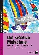 Cover-Bild zu Die kreative Malschule (eBook) von Blahak, Gerlinde
