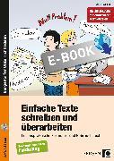 Cover-Bild zu Einfache Texte schreiben und überarbeiten (eBook) von Mauritius, Elke