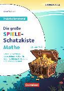 Cover-Bild zu Die große Spiele-Schatzkiste 1./2. Klasse von Wehren, Bernd
