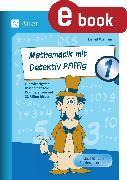 Cover-Bild zu Mathematik mit Detektiv Pfiffig Klasse 1 (eBook) von Wehren, Bernd