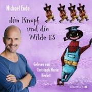 Cover-Bild zu Jim Knopf und die Wilde 13 - Die ungekürzte Lesung