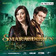 Cover-Bild zu Gier, Kerstin: Smaragdgrün (Audio Download)
