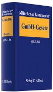 Cover-Bild zu Bd. 3: §§ 53-86 - Münchener Kommentar zum GmbH-Gesetz