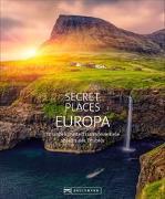 Cover-Bild zu Kohl, Margit: Secret Places Europa