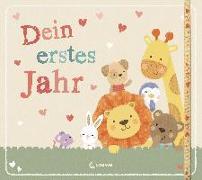 Cover-Bild zu Dein erstes Jahr von Loewe Eintragbücher (Hrsg.)